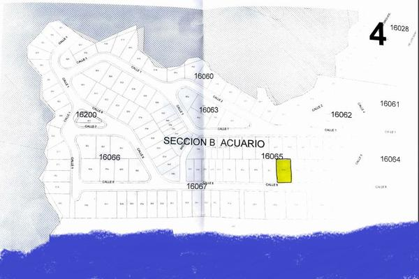 Foto de terreno habitacional en venta en 8 aquarium , aquarium, manzanillo, colima, 10186522 No. 01