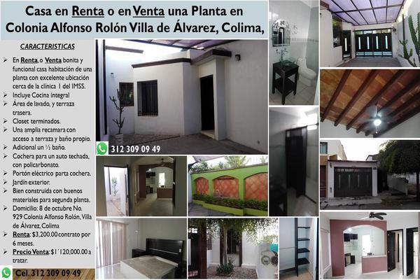 Foto de casa en venta en 8 de octubre 929, alfonso rolón michel, villa de álvarez, colima, 0 No. 17