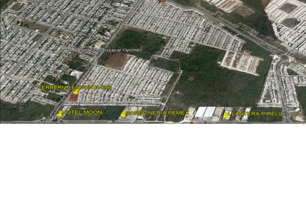 Foto de terreno habitacional en venta en 81 , paseos de opichen la joya, mérida, yucatán, 7526304 No. 06