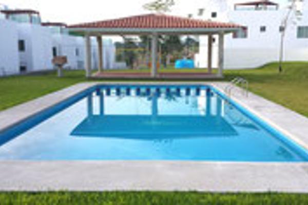 Casa en condominio en villas teques aqua tequesquitengo for Villas imss tequesquitengo mor