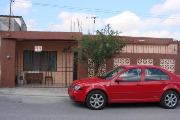 Foto de casa en venta en cerro prieto 912, las malvinas, general escobedo, nuevo león, 2661402 No. 01