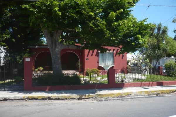 Foto de casa en venta en calle 19 95, itzimna, mérida, yucatán, 1944594 No. 01