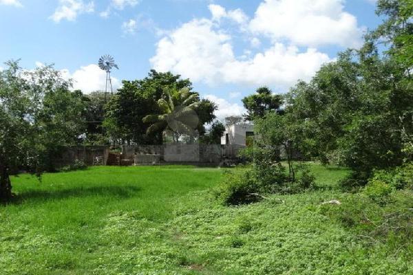 Foto de terreno comercial en venta en 99 , hocaba, hocabá, yucatán, 9184998 No. 06