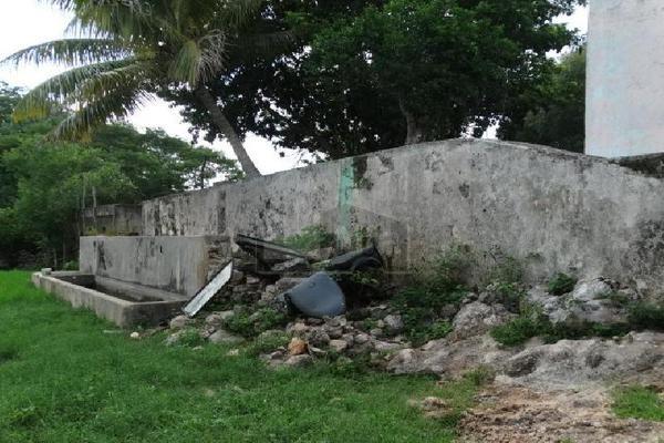 Foto de terreno comercial en venta en 99 , hocaba, hocabá, yucatán, 9184998 No. 10