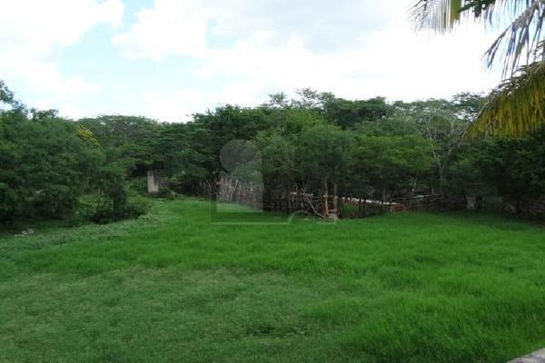 Foto de terreno comercial en venta en 99 , hocaba, hocabá, yucatán, 9184998 No. 11