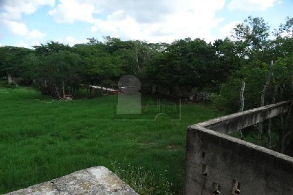 Foto de terreno comercial en venta en 99 , hocaba, hocabá, yucatán, 9184998 No. 13