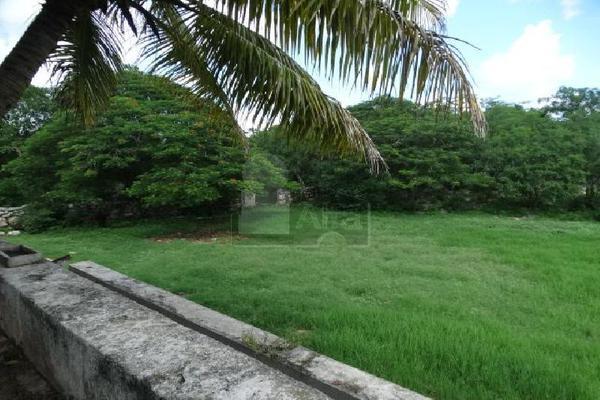 Foto de terreno comercial en venta en 99 , hocaba, hocabá, yucatán, 9184998 No. 14