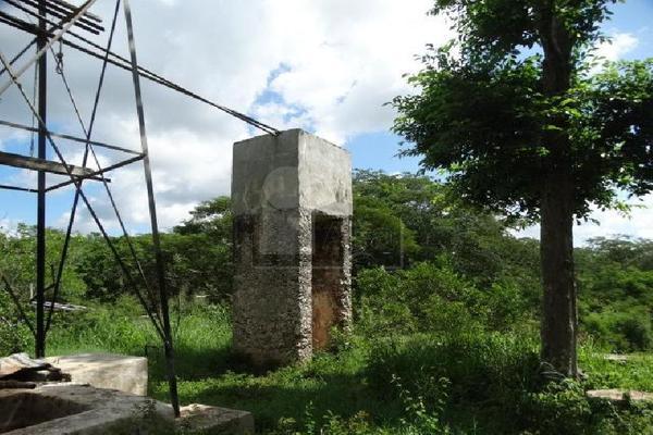Foto de terreno comercial en venta en 99 , hocaba, hocabá, yucatán, 9184998 No. 17