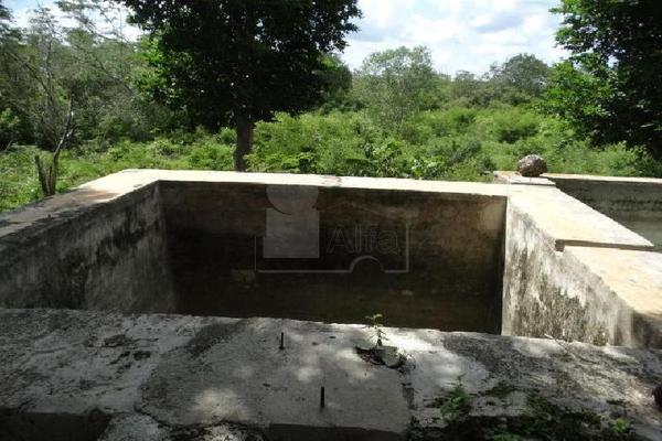 Foto de terreno comercial en venta en 99 , hocaba, hocabá, yucatán, 9184998 No. 20