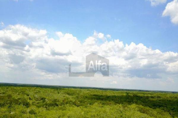 Foto de terreno comercial en venta en 99 , hocaba, hocabá, yucatán, 9184998 No. 22