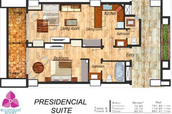 Foto de departamento en venta en francisco medina ascencio 999, zona hotelera norte, puerto vallarta, jalisco, 3091375 No. 08