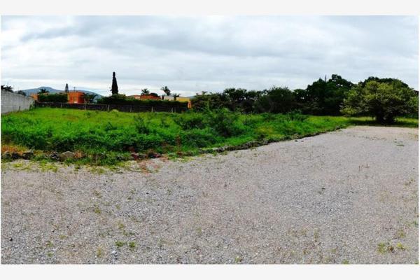 Foto de terreno habitacional en venta en a 1, centro jiutepec, jiutepec, morelos, 6108970 No. 03
