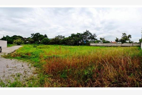 Foto de terreno habitacional en venta en a 1, centro jiutepec, jiutepec, morelos, 6108970 No. 04