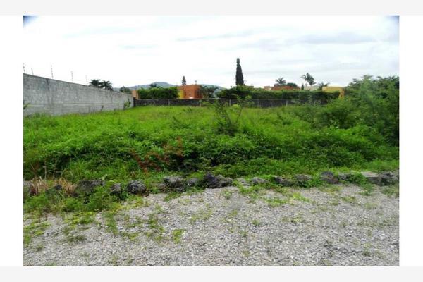 Foto de terreno habitacional en venta en a 1, centro jiutepec, jiutepec, morelos, 6108970 No. 06