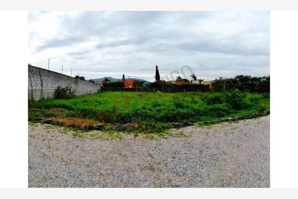 Foto de terreno habitacional en venta en a 1, centro jiutepec, jiutepec, morelos, 6108970 No. 09