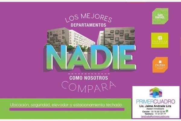 Foto de departamento en venta en a 1 cuadra de avenida federalismo 1, mezquitan country, guadalajara, jalisco, 3101989 No. 06