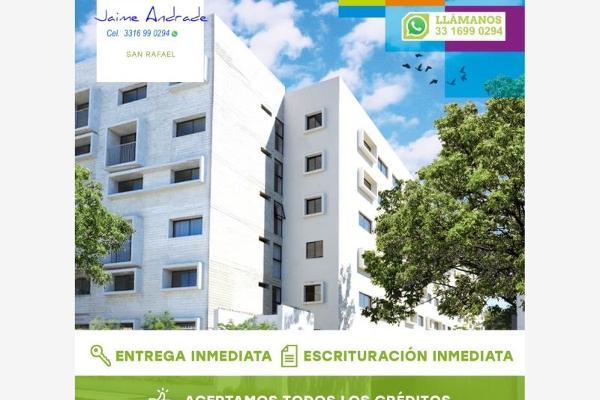 Foto de departamento en venta en a 1 cuadra del parque san rafael centrico condominio, san rafael, guadalajara, jalisco, 5666809 No. 02