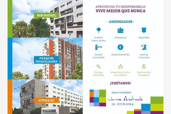 Foto de departamento en venta en a 1 cuadra del parque san rafael centrico condominio, san rafael, guadalajara, jalisco, 5666809 No. 07
