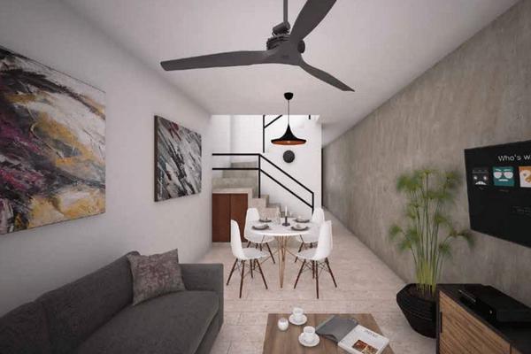 Foto de casa en venta en a 100m de avenida garcia lavin , san ramon norte i, mérida, yucatán, 19903182 No. 05