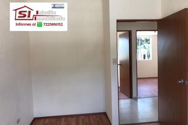 Foto de casa en venta en a 15 min de carretera mex-toluca ocoyoacac , santiago tianguistenco de galeana, tianguistenco, méxico, 3421378 No. 12