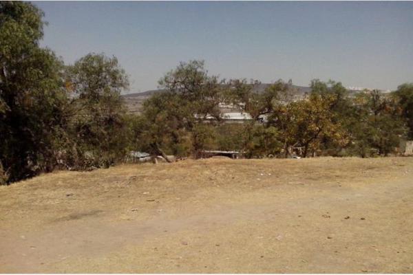 Foto de terreno habitacional en venta en a a, santiago tlaltepaxco, huehuetoca, méxico, 6128789 No. 01