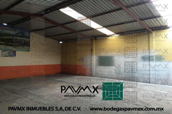 Foto de nave industrial en renta en a tepexpan 1, emiliano zapata, 1, ampliación santa catarina, acolman, méxico, 8873295 No. 02