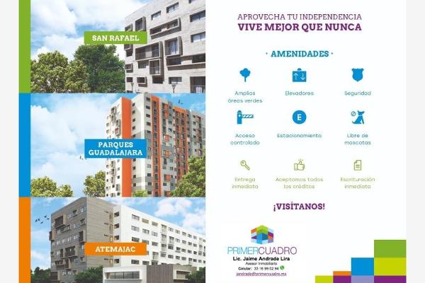 Foto de departamento en venta en cerca de plaza forum cerca de todo, olímpica, guadalajara, jalisco, 5785393 No. 08