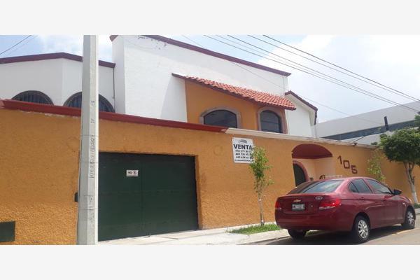 Foto de casa en venta en abanico 105, colinas del cimatario, querétaro, querétaro, 8190075 No. 01