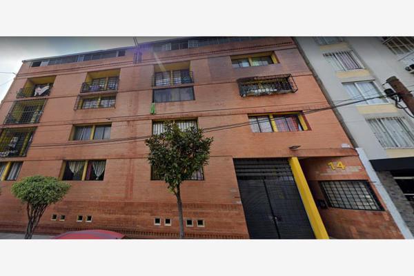 Foto de departamento en venta en abasolo 14, guerrero, cuauhtémoc, df / cdmx, 12785359 No. 01