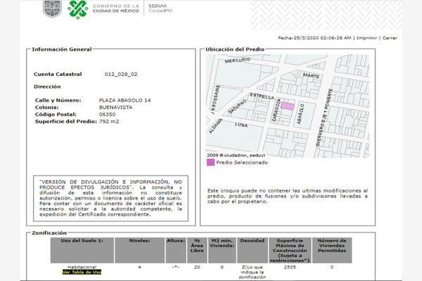 Foto de departamento en venta en abasolo 14, guerrero, cuauhtémoc, df / cdmx, 12785359 No. 05