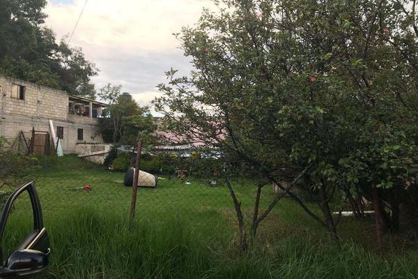 Foto de terreno habitacional en venta en  , abdias garcia soto, cuajimalpa de morelos, df / cdmx, 14025603 No. 01