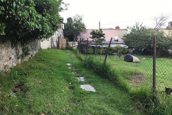 Foto de terreno habitacional en venta en  , abdias garcia soto, cuajimalpa de morelos, df / cdmx, 14025603 No. 03