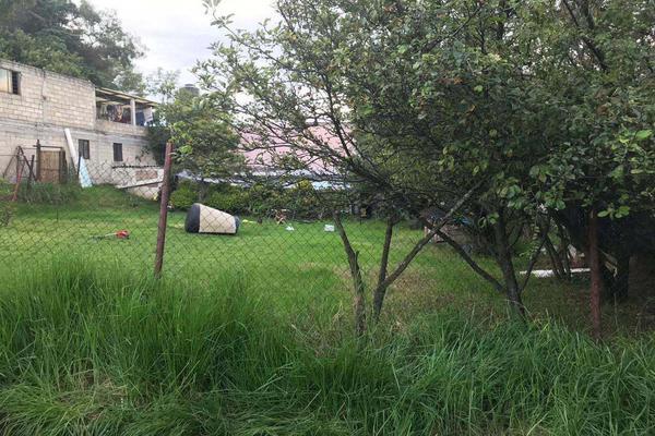 Foto de terreno habitacional en venta en  , abdias garcia soto, cuajimalpa de morelos, df / cdmx, 14025603 No. 06