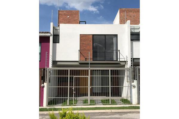 Foto de casa en venta en abedul 46, valle de san isidro, zapopan, jalisco, 8635197 No. 01