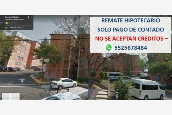 Foto de departamento en venta en abeto 163, tlayapa, tlalnepantla de baz, méxico, 6180635 No. 01