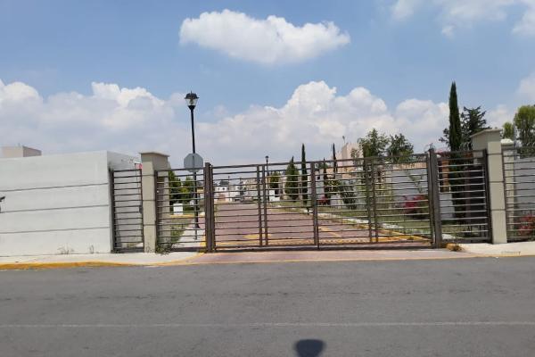 Foto de casa en venta en acacias manzana 16 lt.17 vivienda 2b , los álamos, melchor ocampo, méxico, 5355938 No. 01