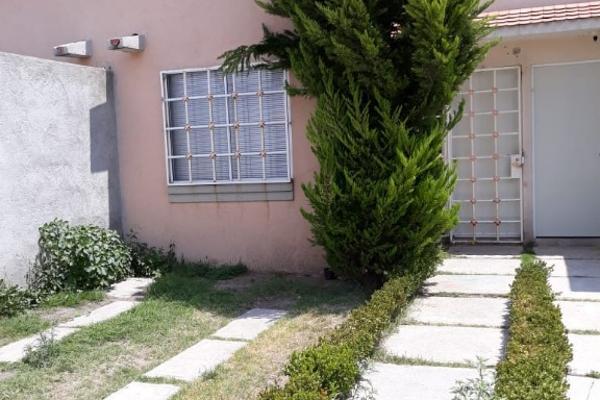 Foto de casa en venta en acacias manzana 16 lt.17 vivienda 2b , los álamos, melchor ocampo, méxico, 5355938 No. 03
