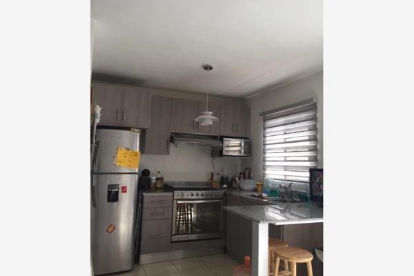 Foto de casa en renta en  , acanto residencial, apodaca, nuevo león, 6143328 No. 01