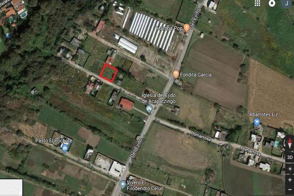 Foto de terreno habitacional en venta en  , poblado acapatzingo, cuernavaca, morelos, 7898382 No. 01