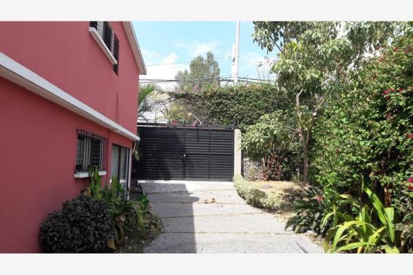 Foto de casa en renta en chapultepec , chapultepec, cuernavaca, morelos, 11998902 No. 01