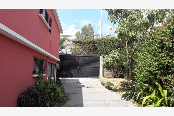 Foto de casa en renta en chapultepec , chapultepec, cuernavaca, morelos, 11998902 No. 02