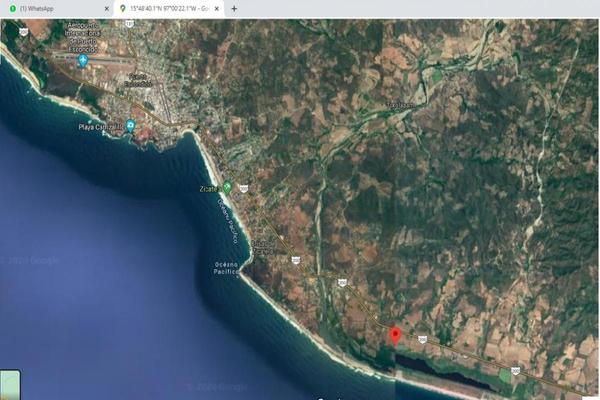 Foto de terreno habitacional en venta en acapulco- salina cruz , ventanilla, santa maría colotepec, oaxaca, 0 No. 08