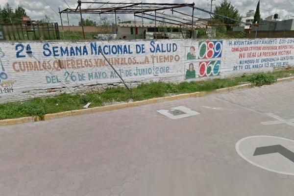 Foto de terreno habitacional en venta en calle 15 sur lote 4 , acaxochitlán centro, acaxochitlán, hidalgo, 2735565 No. 01