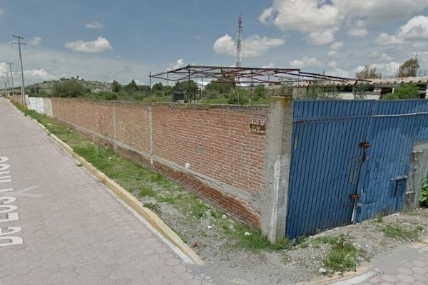 Foto de terreno habitacional en venta en calle 15 sur lote 4 , acaxochitlán centro, acaxochitlán, hidalgo, 2735565 No. 02