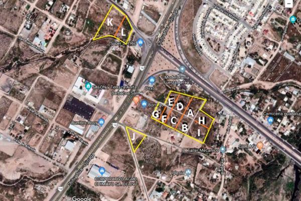 Foto de terreno habitacional en venta en  , acequias de tabalaopa i y ii, chihuahua, chihuahua, 6173698 No. 02