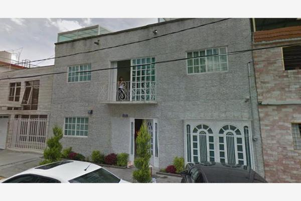 Foto de casa en venta en acerina 67, estrella, gustavo a. madero, df / cdmx, 0 No. 01