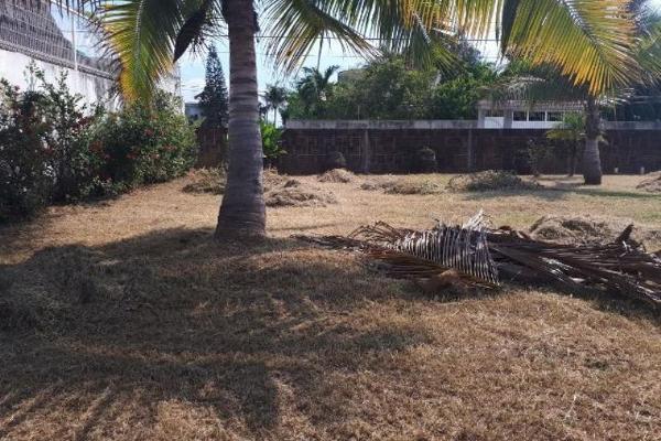 Foto de terreno habitacional en venta en acuario 6, puerta del sol, manzanillo, colima, 5680885 No. 04