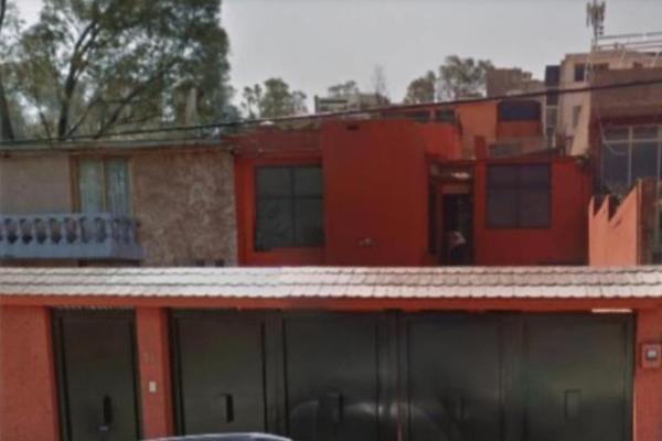 Foto de casa en venta en acueducto de cocoyoc , vista del valle sección bosques, naucalpan de juárez, méxico, 8286888 No. 01