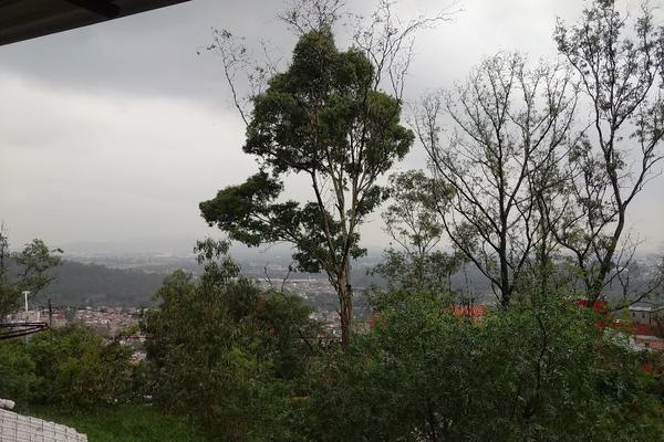 Foto de terreno habitacional en venta en acueducto de queretaro , vista del valle sección electricistas, naucalpan de juárez, méxico, 21099642 No. 04