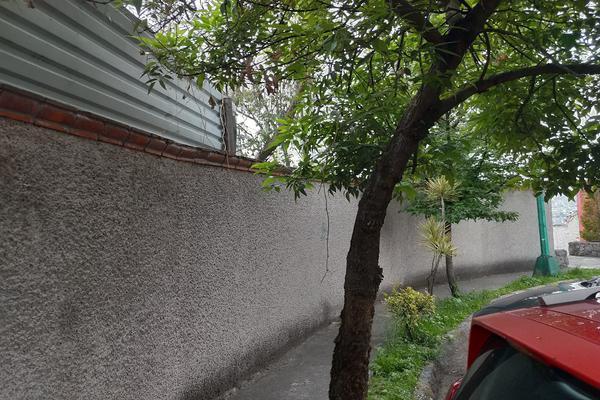 Foto de terreno habitacional en venta en acueducto de queretaro , vista del valle sección electricistas, naucalpan de juárez, méxico, 21099642 No. 05